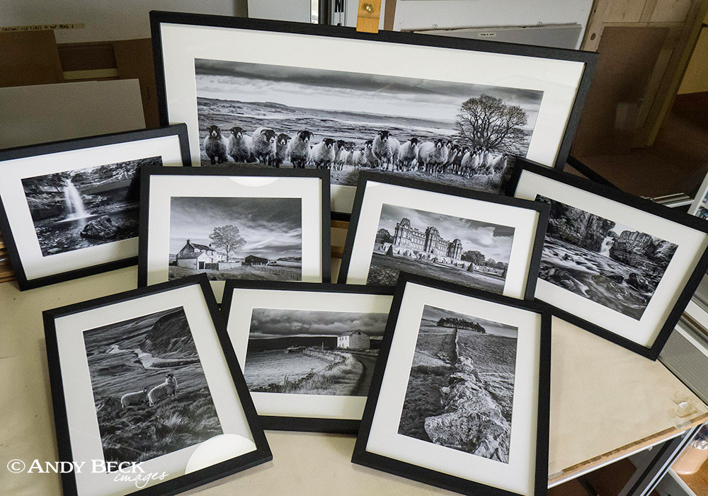 Andy Beck Images Black and white prints