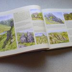 The Wainwrights in Colour Book inside
