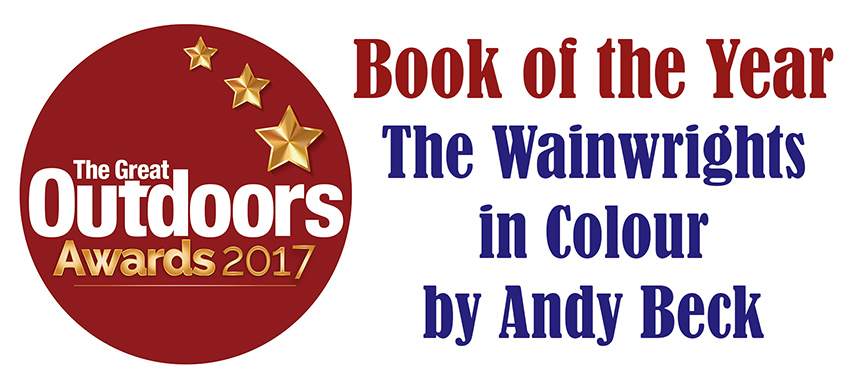 The Wainwrights in Colour Outdoor Book of the Year 2017