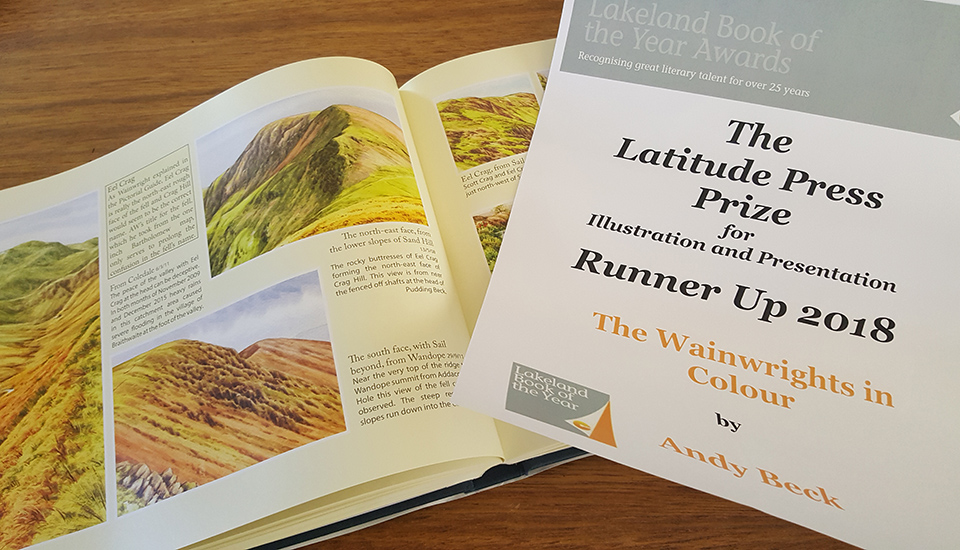 Lakeland Book of the year awards