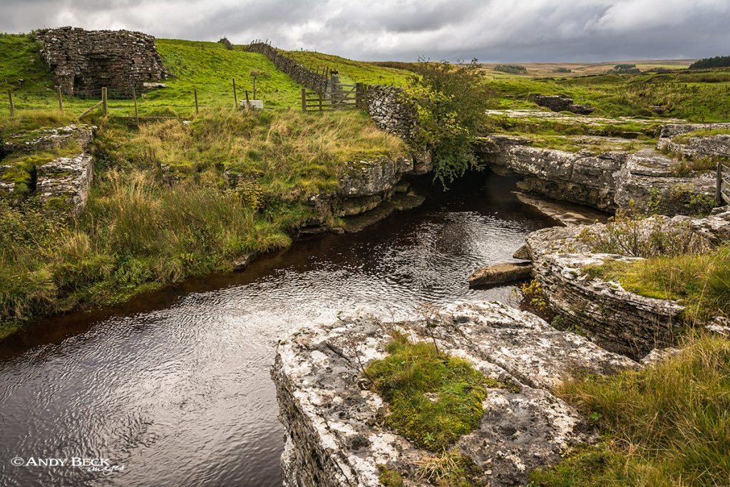 God's Bridge Pennine Way