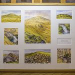 Haycock, from The Wainwrights in Colour- framed