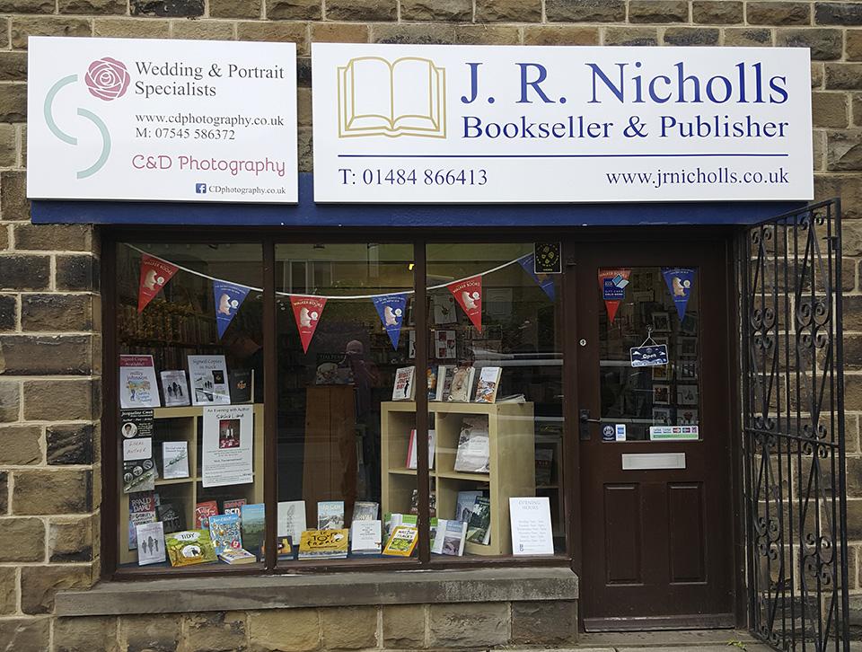 J R Nicholls Books Denby Dale