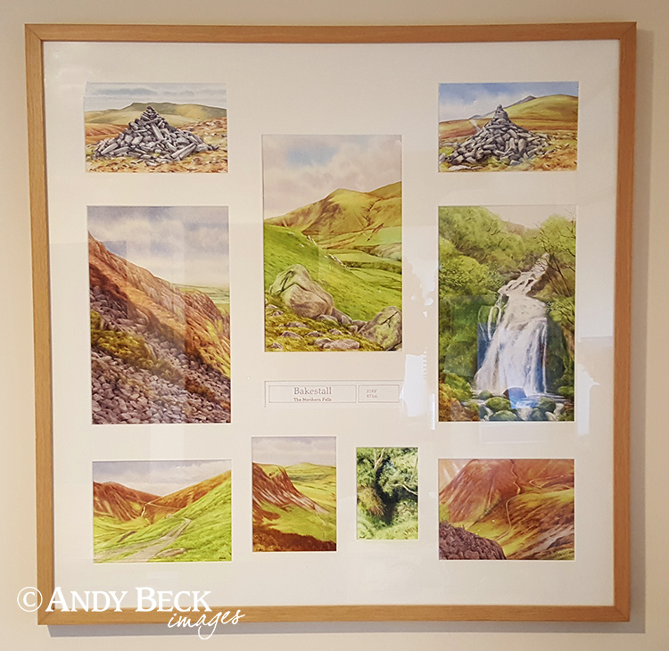 The Wainwrights in Colour- Bakestall