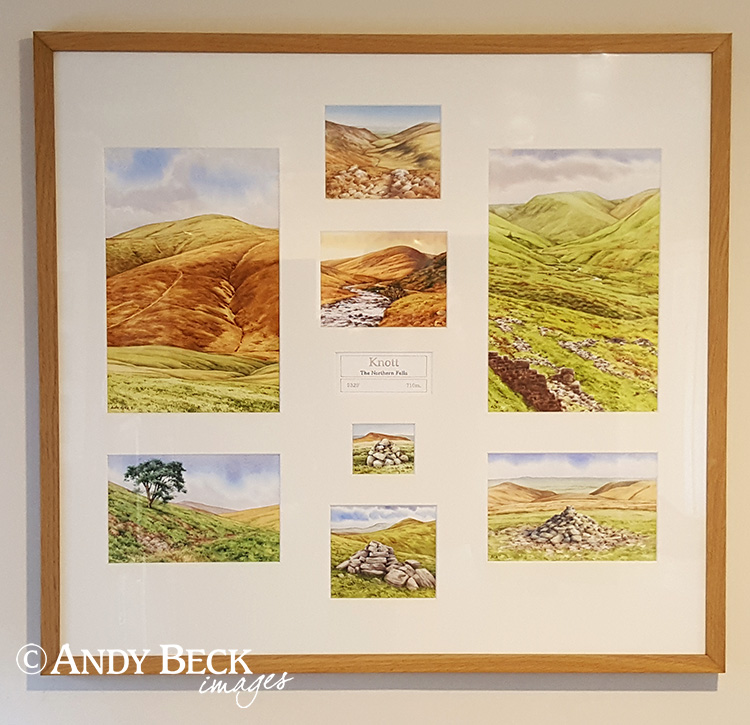 The Wainwrights in Colour- Knott