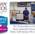 Andy Beck at Keswick Mountain Festival