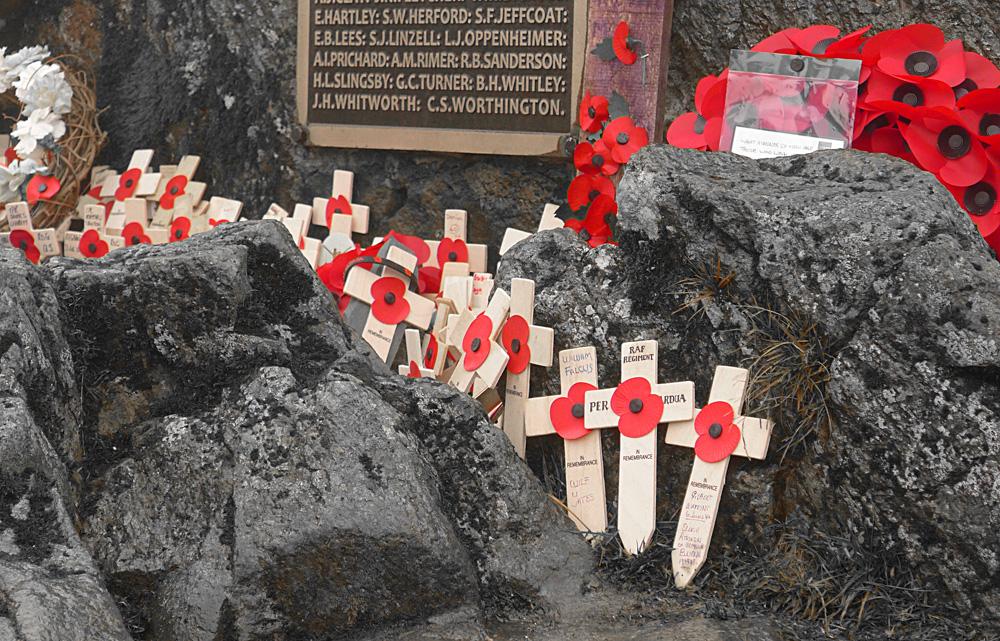 Great Gable memorial