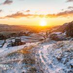 Holwick sunrise