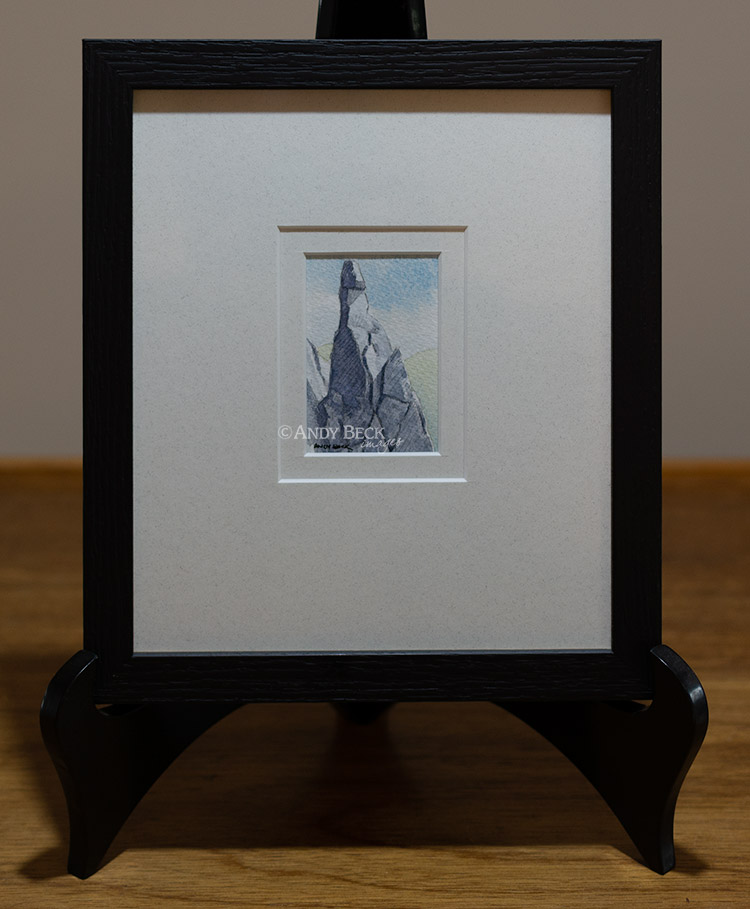Napes-Needle-framed
