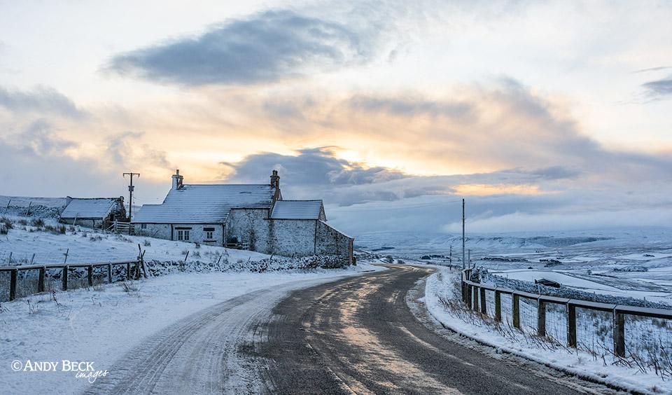 Winter in Upper Teesdale