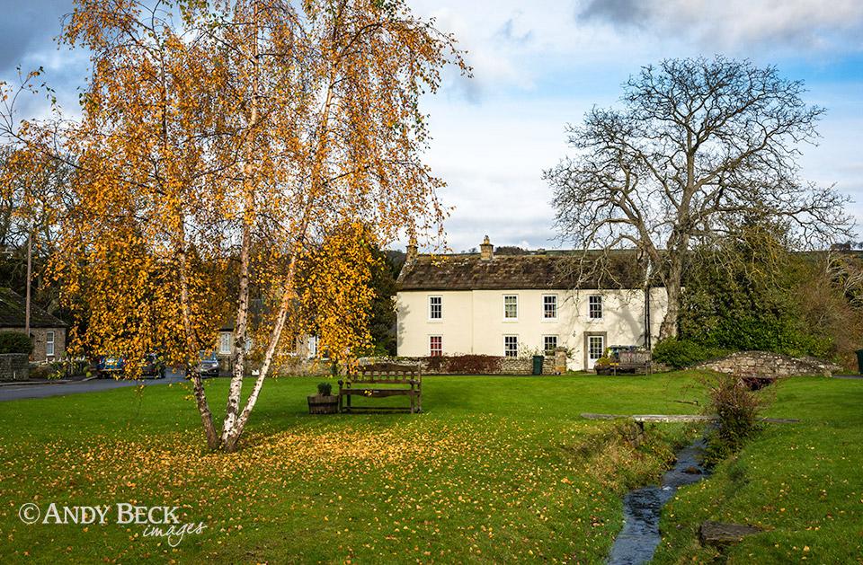Cotherstone village
