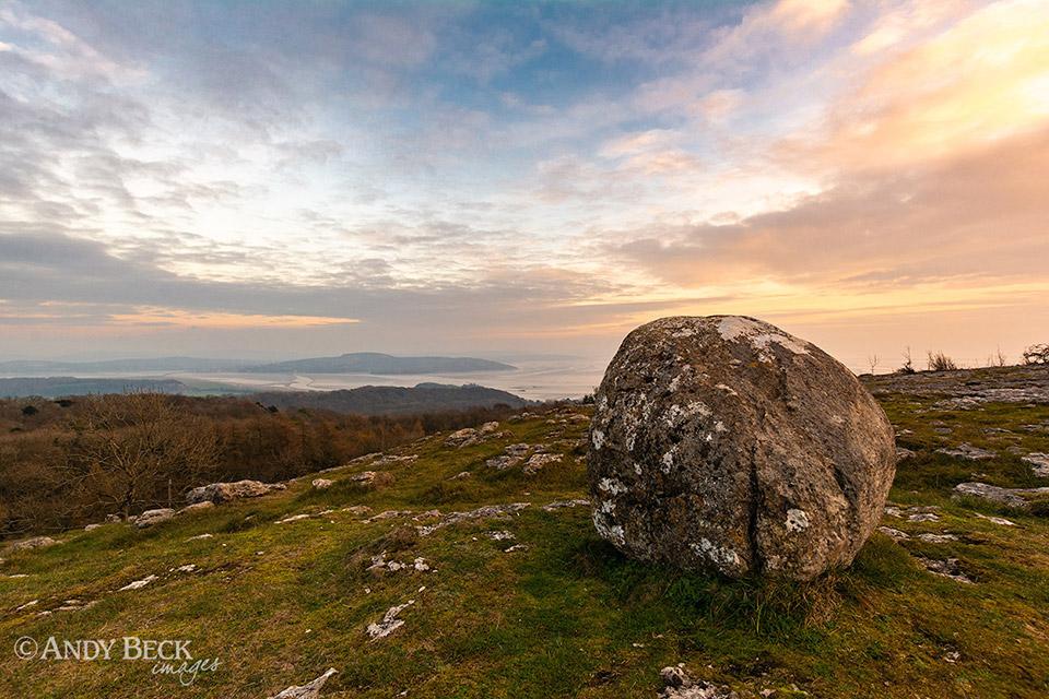Hampsfell erratic boulder