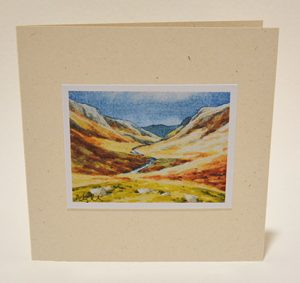 Langstrath valley card