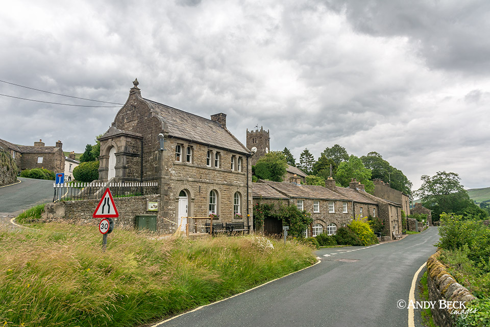 Muker village