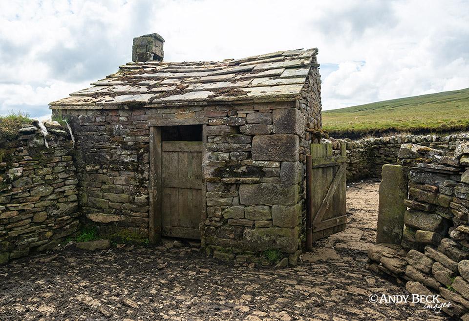 Sheep pen hut Swaledale