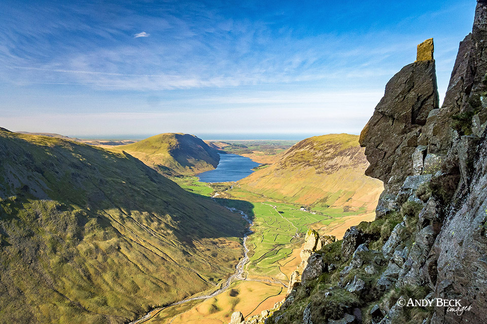 Sphinx rock and Wastwater