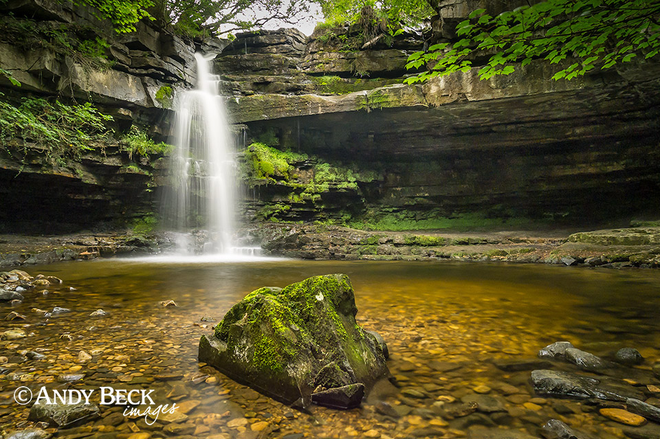 Summerhill Force in Teesdale