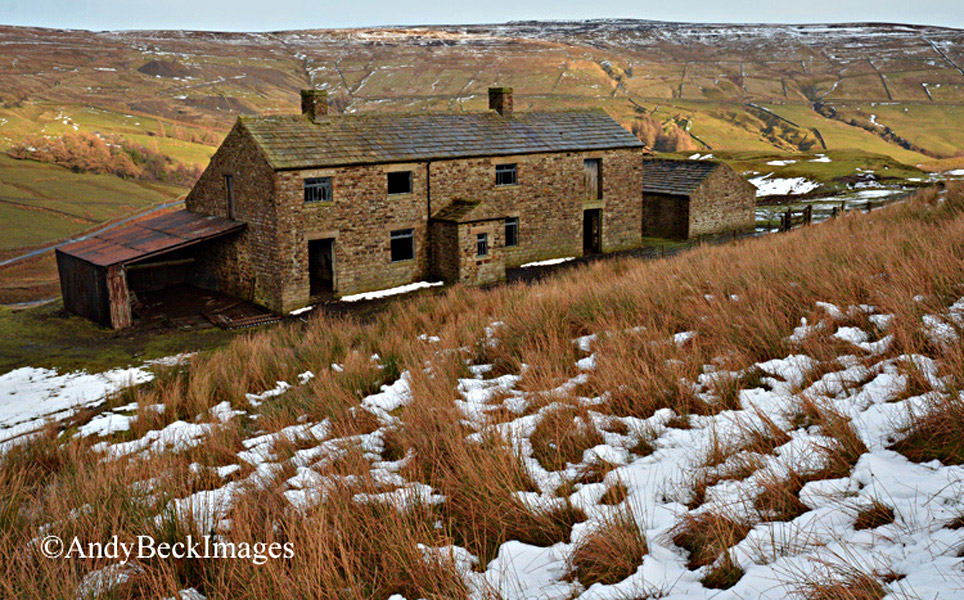 Coldberry mine near Middleton in Teesdale