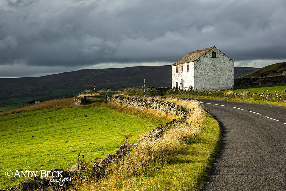 Upper Teesdale barn