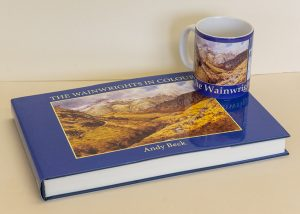 Wainwrights in Colour mug and book