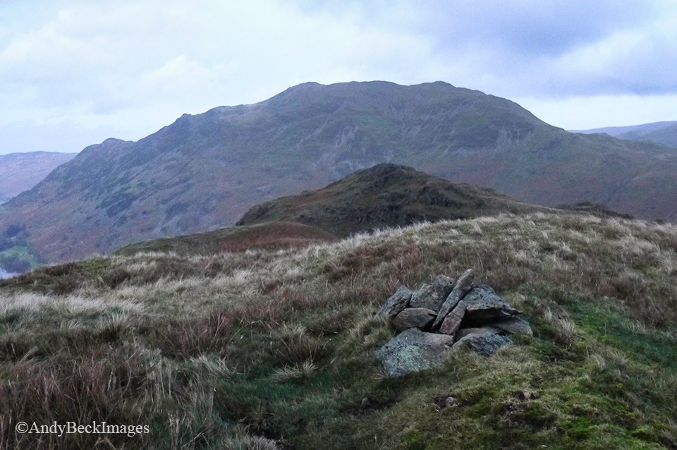 Arnison Crag and Place Fell