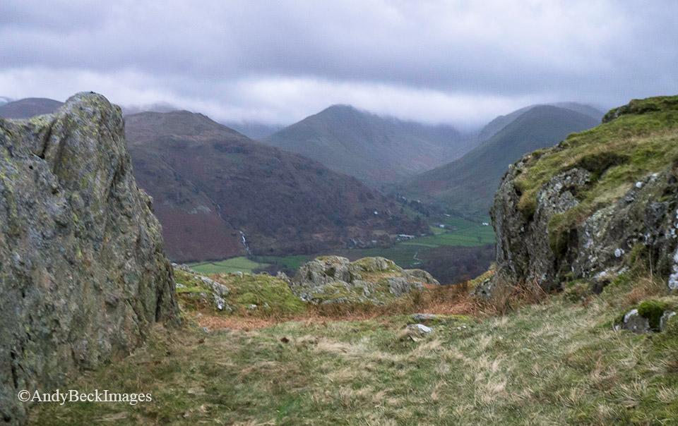 Arnison Crag summit