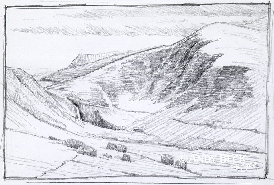 Bakestall sketch