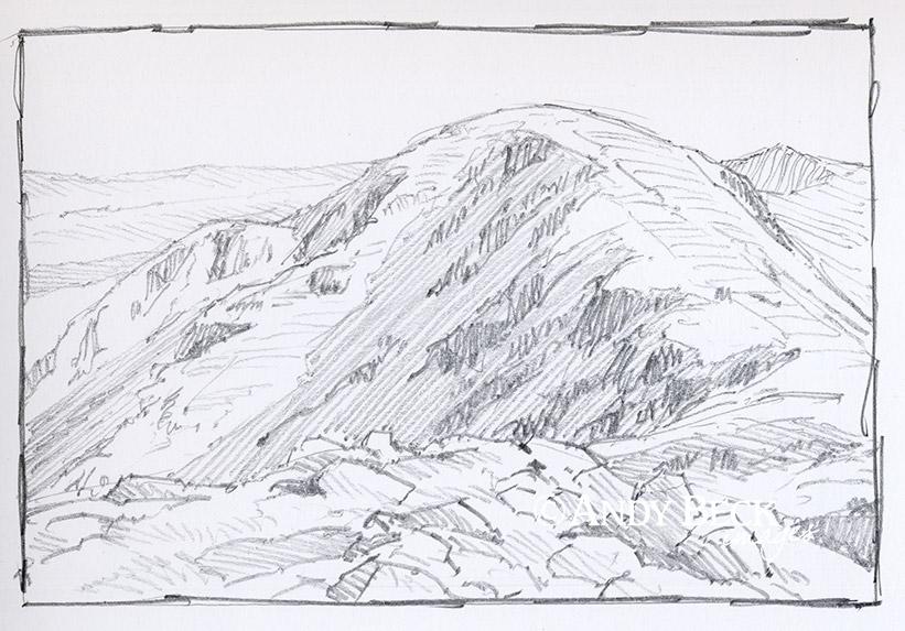 Brim Fell sketch
