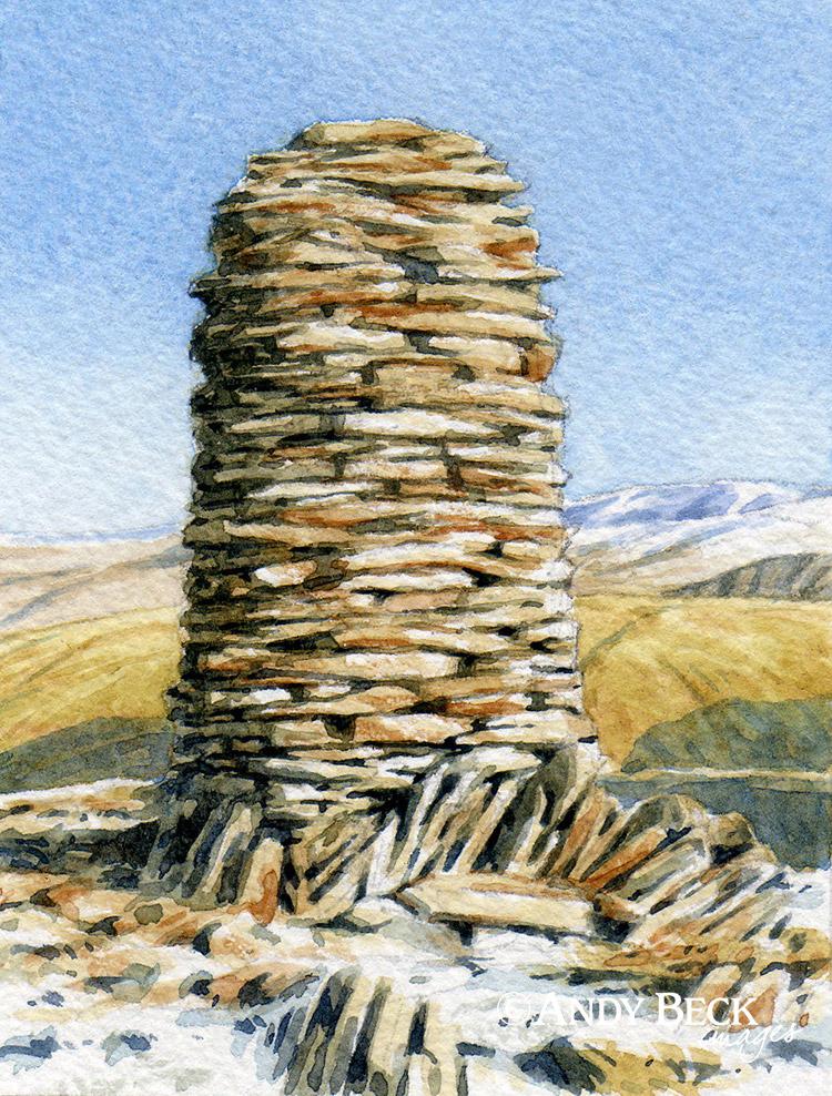 Bakestones, Dove Crag