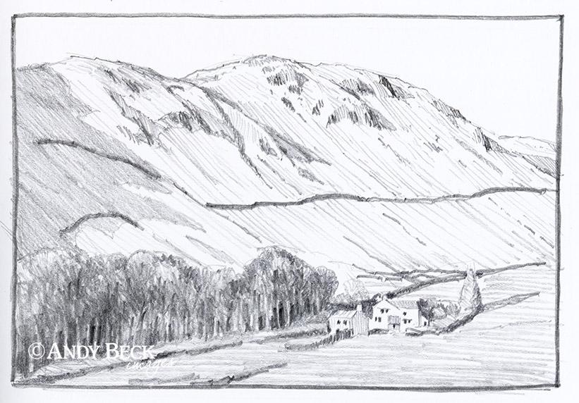 Gibson Knott sketch
