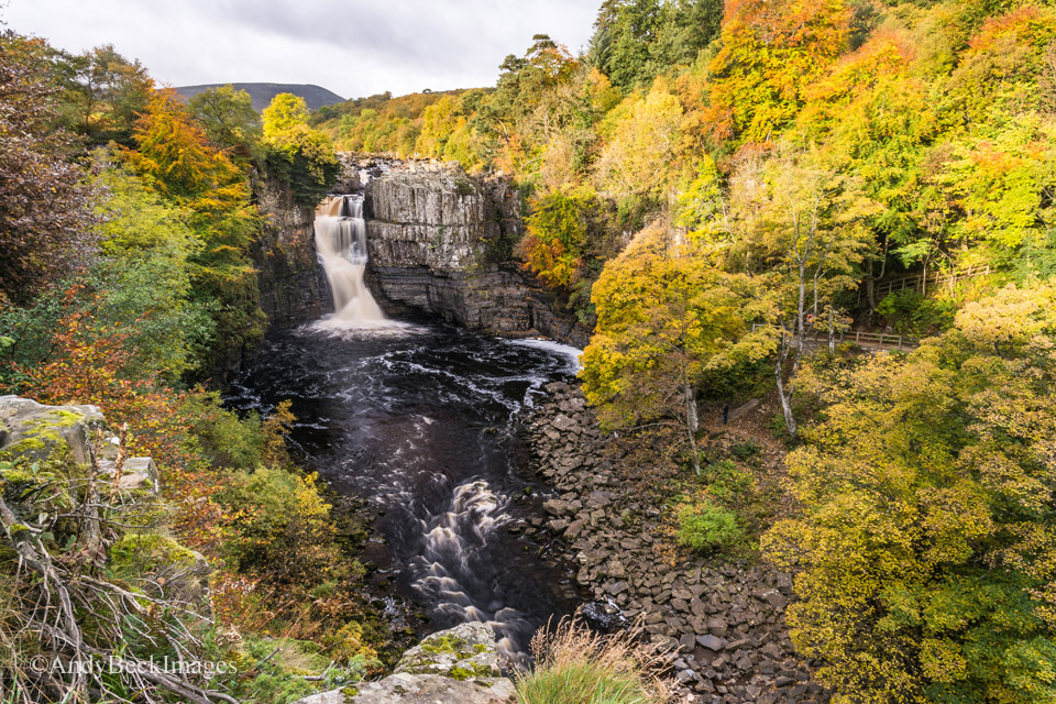High Force Teesdale