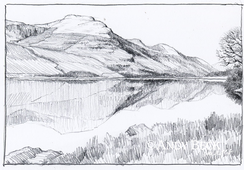 High Stile sketch