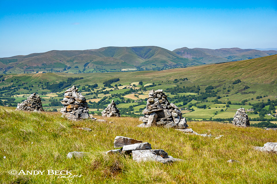 Megger stones and The Howgills