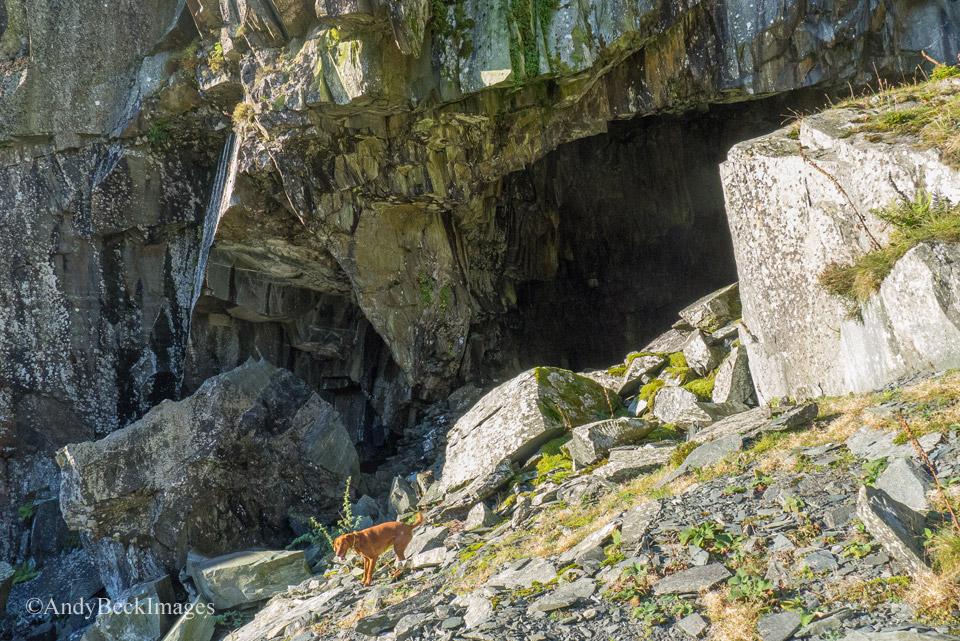 Rainsbarrow Crag quarry
