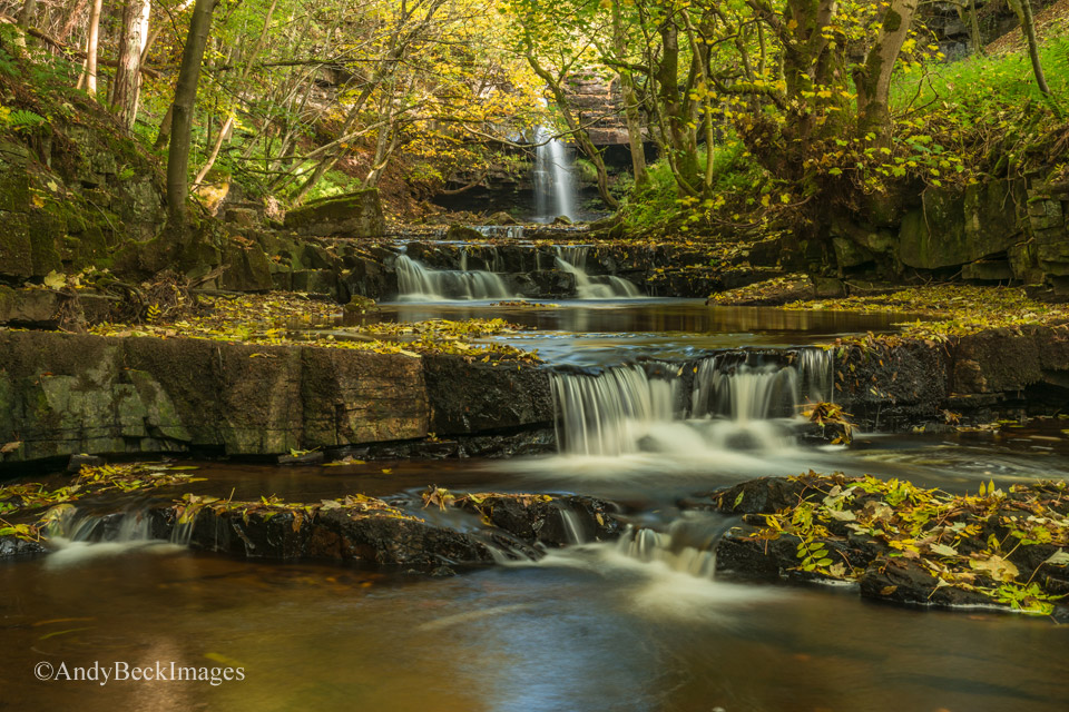 Summerhill Force Teesdale