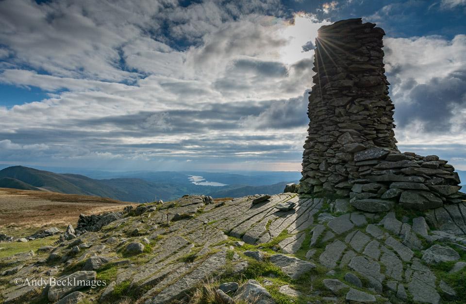Thornthwaite Beacon and Windermere