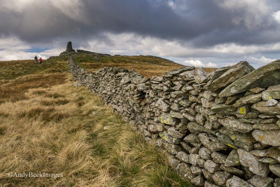 Thornthwaite Crag summit