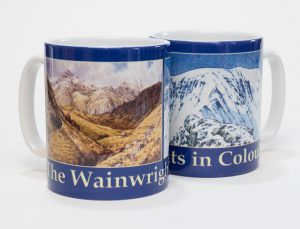 Wainwrights in Colour mugs