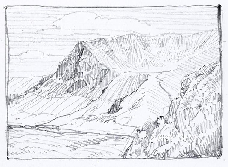 Yoke sketch