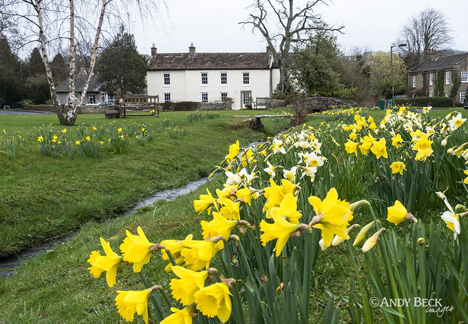 Cotherstone village green