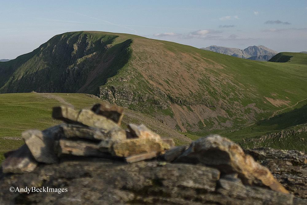 Eel Crag from Hopegill Head