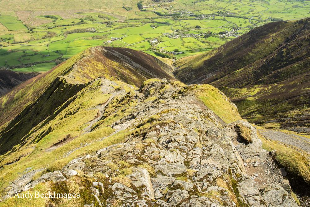 Hall's Fell ridge Blencathra