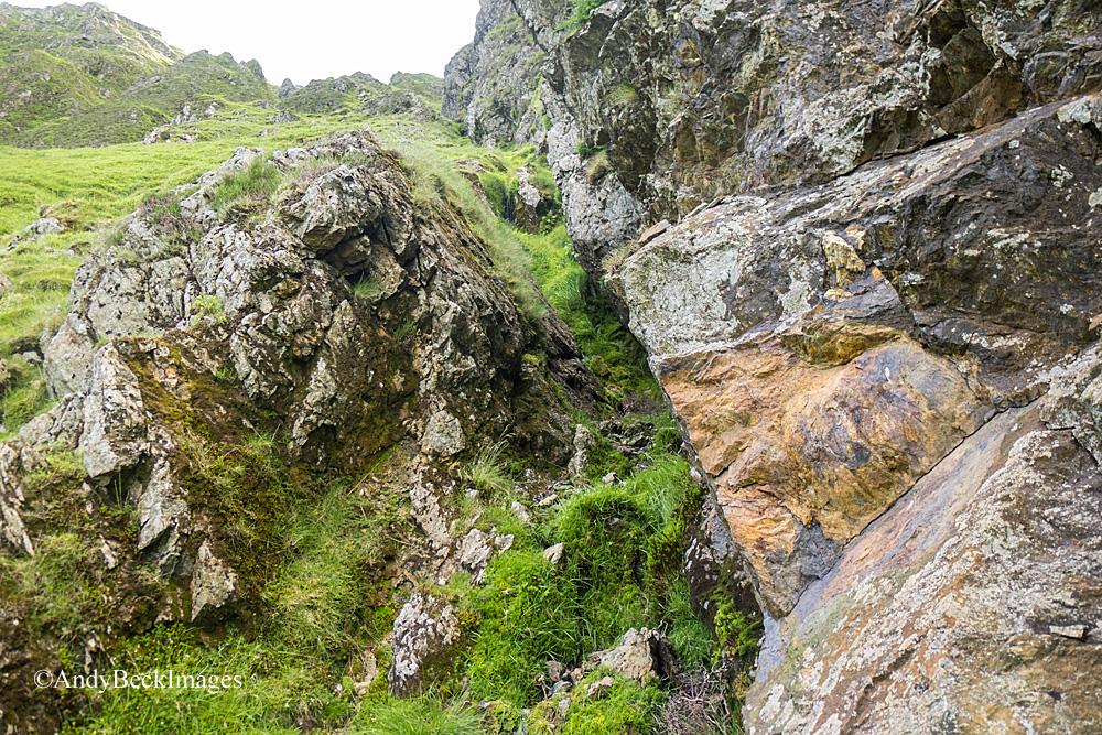 Hobcarton Crag Gully