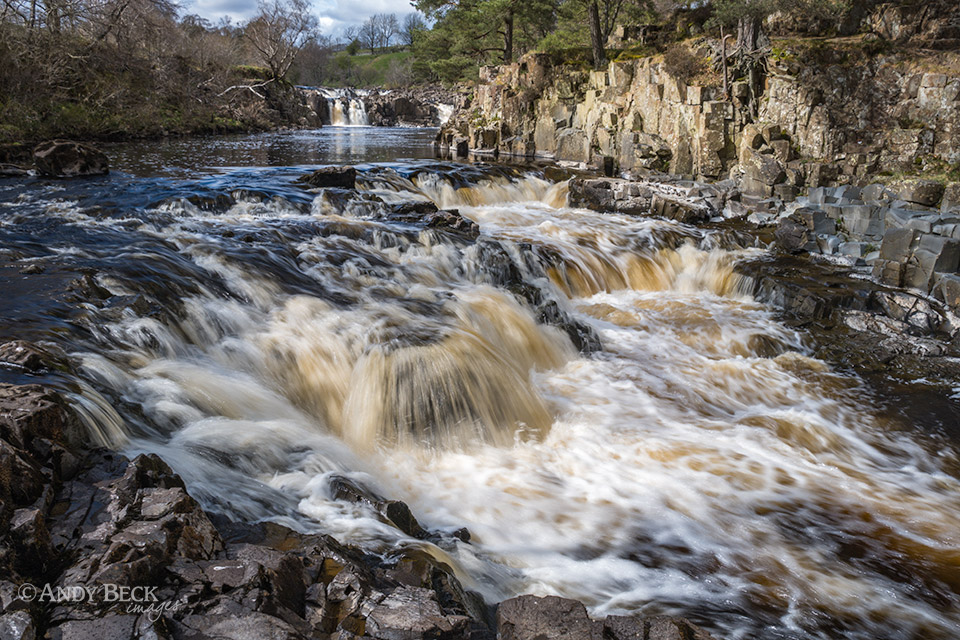 Low Force lower falls