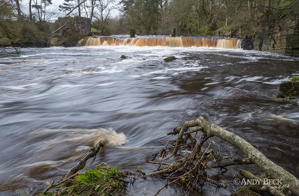 Mill Force near Bowes