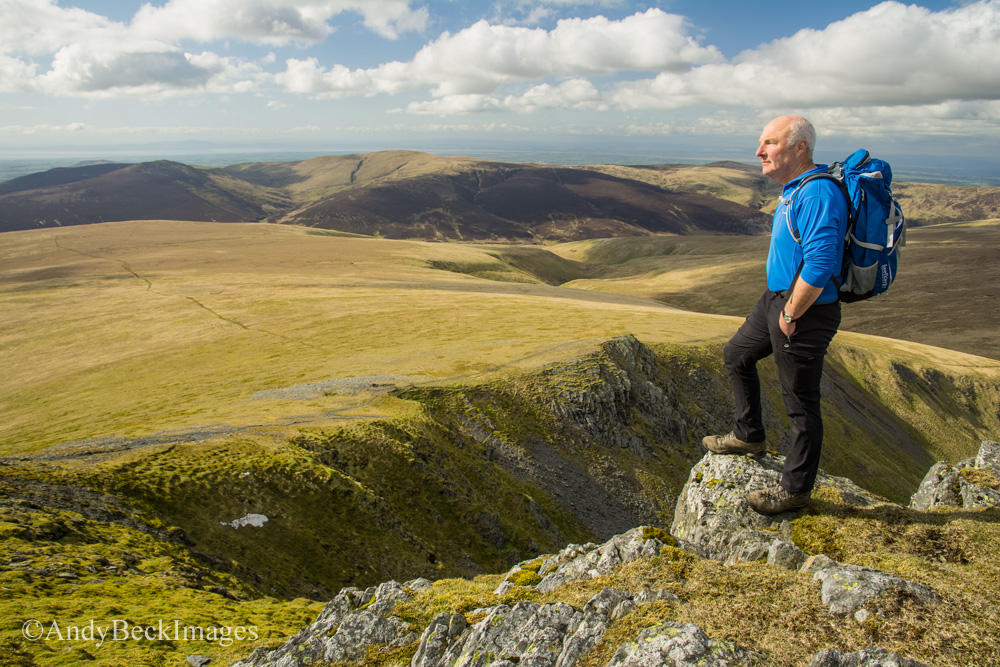 Mungrisdale Common from Atkinson Pike, Blencathra