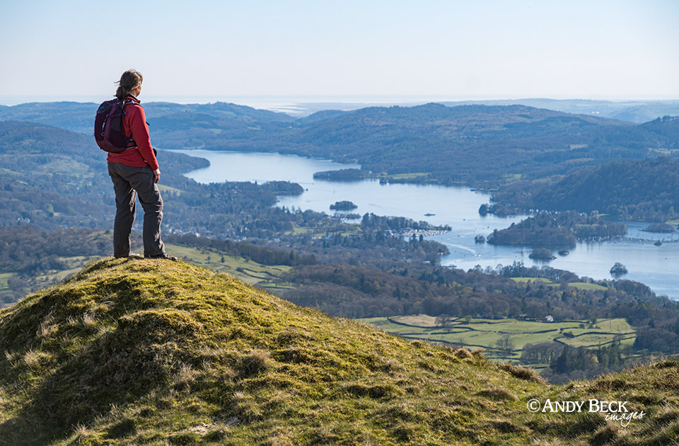 Windermere view from Sour Howes
