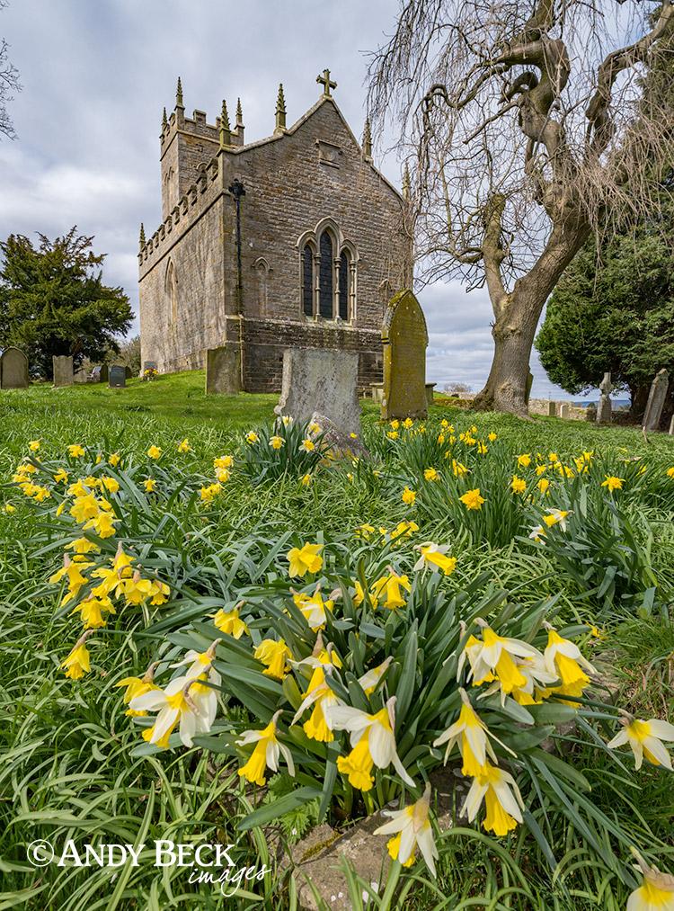 Brignall church