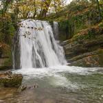 Janet's Foss waterfall