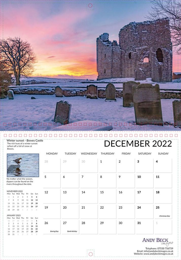 Teesdale 2022 December